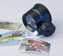 10x Jewellers Magnifier with Light
