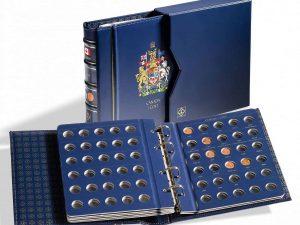 Vista Blue Canada - 1 Cent 1858-2012