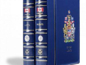 Vista Blue Canada - 5 Cent 1858-Date