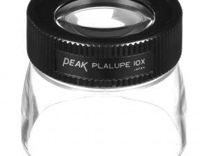 10x Fixed Focus PEAK Plalupe