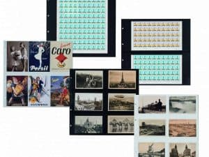Lighthouse Mint Sheet Album MAXIMUM Sheets