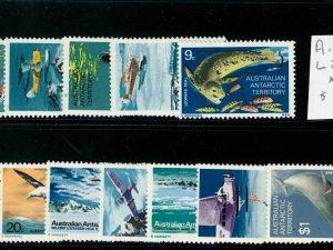 Australian Antartic L23-L34