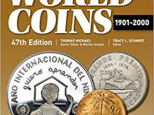 Worldwide Krause World Coins 1901-2000  2020 47th Edition