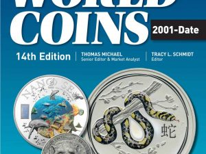 Worldwide Krause World Coins 2001-date 2020 14th Edition 2020