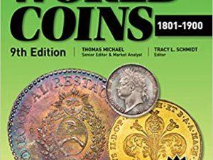 Worldwide Krause World Coins 1801-1900 9th Edition