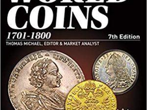 Worldwide Krause World Coins 1701-1800 7th Edition