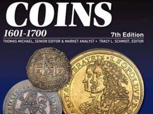 Worldwide Krause World Coins 1601-1700 7th Edition
