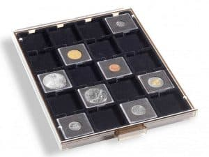 """Coin Box for 20 2""""x2"""" Quadrums"""