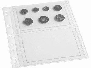 NUMIS Mint Set Sheets. Pk. Of 5