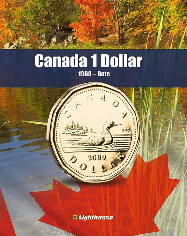 Vista Nature Canada $1 Dollar 1968-2016 Volume 2