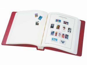 Lighthouse USA 1847-1964 Volume 1 Hingeless Album