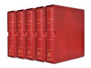 Canada Complete 1851-2018 Lighthouse Hingeless Album Volume 1-5