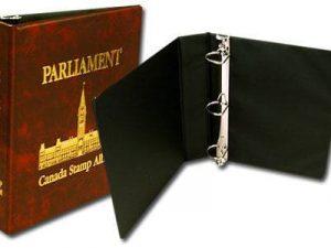 Parliament Canada 3-Ring Binder