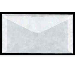 Glassine Envelopes - No. 4 Pk.100