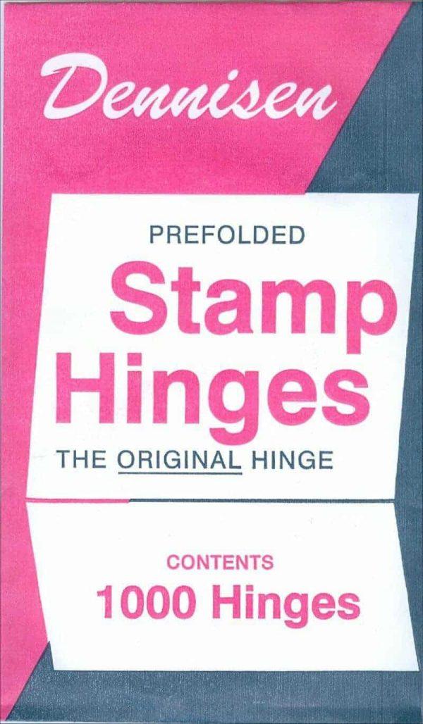 Stamp Hinges