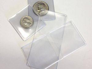 """Coin Flips (2 1/2 x 2 1/2"""") Pk. 100"""