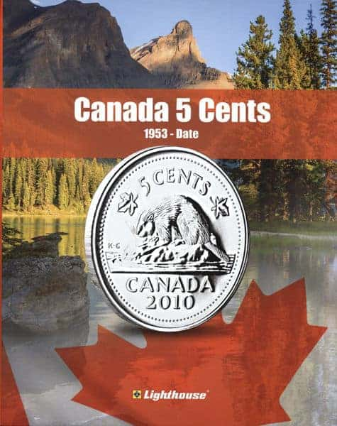 Vista Nature Canada 5 Cent 1953-2016 Volume 2