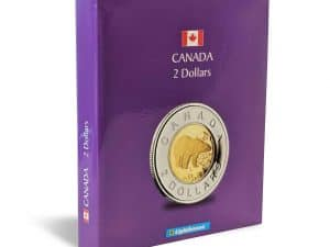 Kaskade $2 Toonie Canada Coin Album