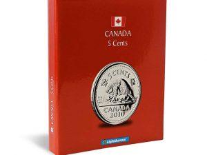 Kaskade 5 Cent Canada Coin Album