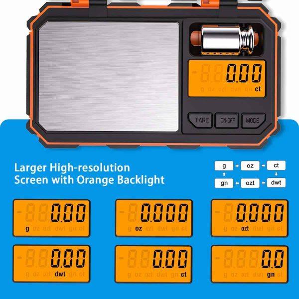 Digital Scale 0.01-200g