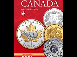 Canada 2021 Coins of Canada Catalogue