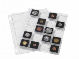 Lighthouse SNAP page for Quadrum Coin Capsules