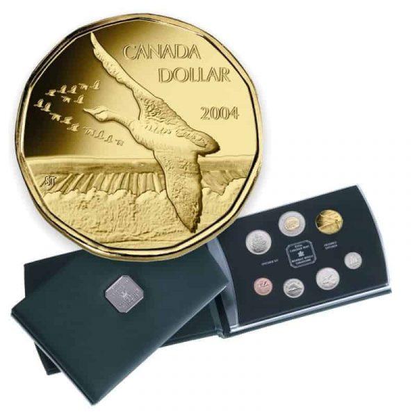 2004 Specimen Set - Canada Goose